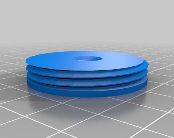 桶形小球迷宫模型 3D模型  图7