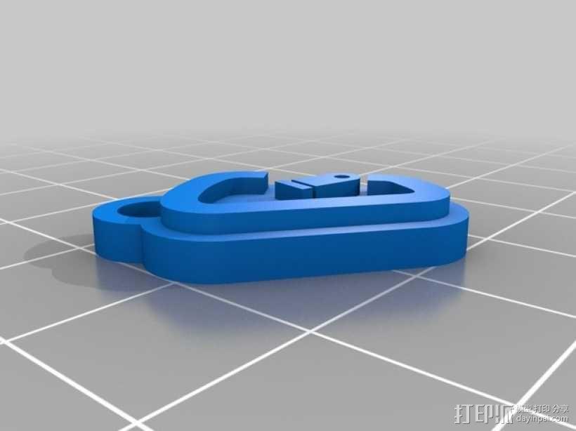 Kinect体育竞技装饰品模型 3D模型  图4