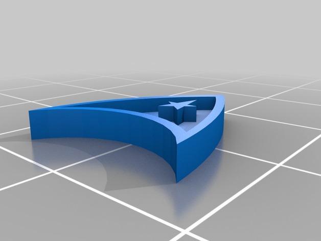 乐高星际迷航人物模型 3D模型  图9