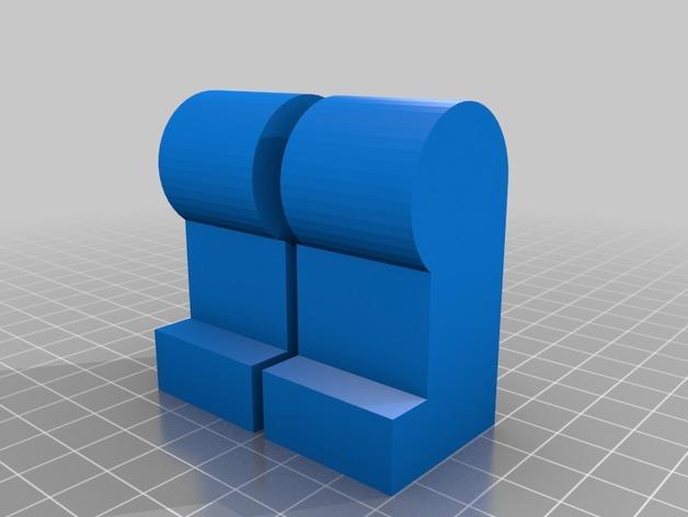 乐高星际迷航人物模型 3D模型  图11