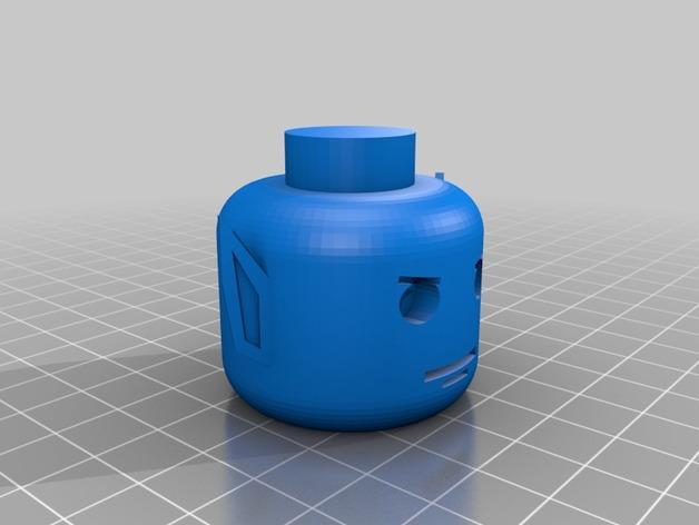 乐高星际迷航人物模型 3D模型  图12
