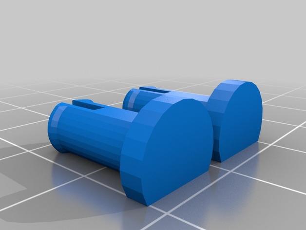 乐高星际迷航人物模型 3D模型  图15