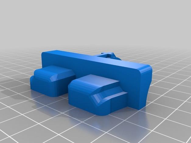 乐高星际迷航人物模型 3D模型  图20