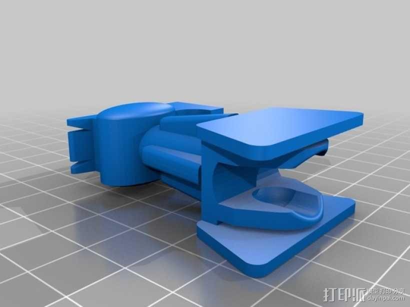 CheBOT象棋模型 3D模型  图8