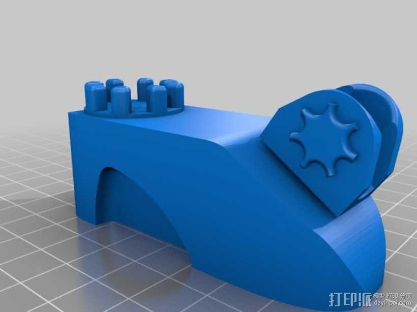 CheBOT象棋模型 3D模型  图9