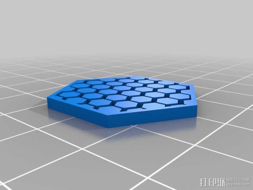 Pocket-Tactics:戈尔 3D模型  图2