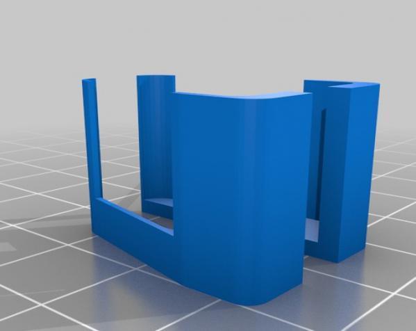 迷你Commodore电脑模型 3D模型  图3