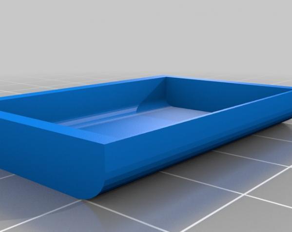 迷你Commodore电脑模型 3D模型  图4