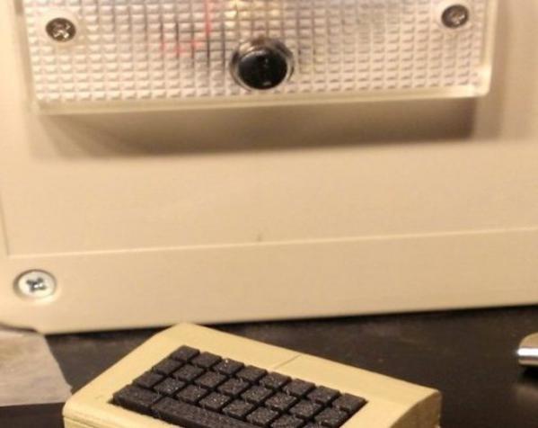 迷你Commodore电脑模型 3D模型  图2