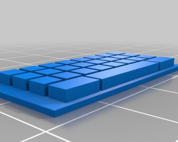 迷你Commodore电脑模型 3D模型  图5