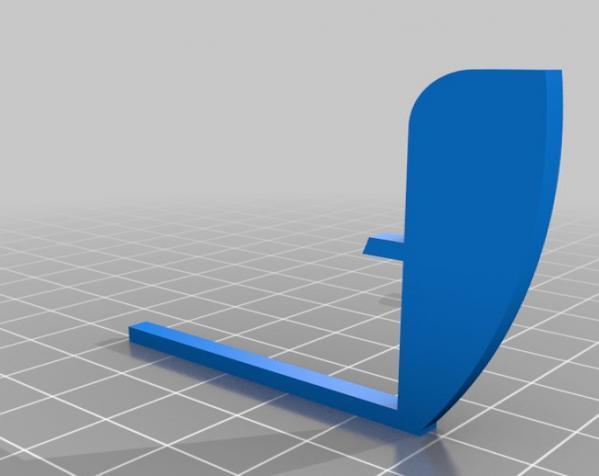 迷你帆船模型 3D模型  图5