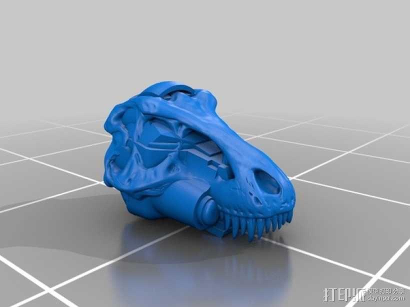 《终结者》工具包 -- 地火龙 3D模型  图11