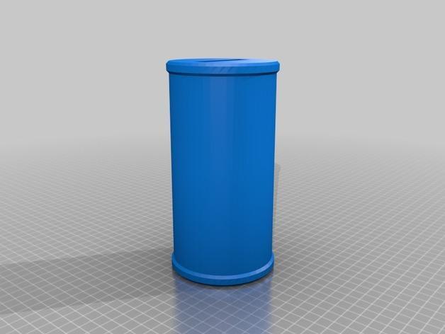 EZpick弹子锁模型 3D模型  图7