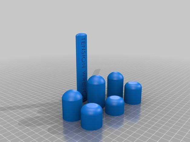 EZpick弹子锁模型 3D模型  图9
