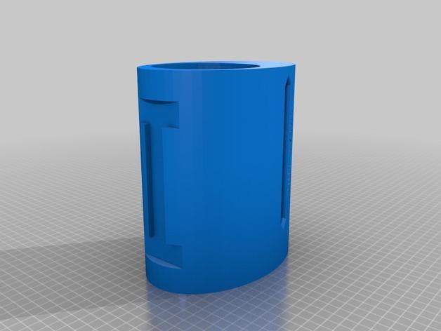 EZpick弹子锁模型 3D模型  图8
