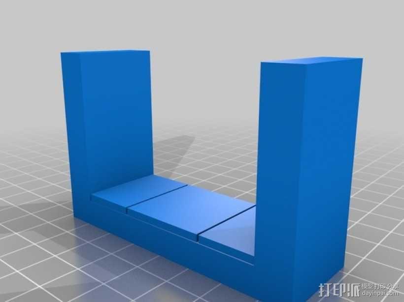 OpenForge平滑走廊瓦片模型 3D模型  图12