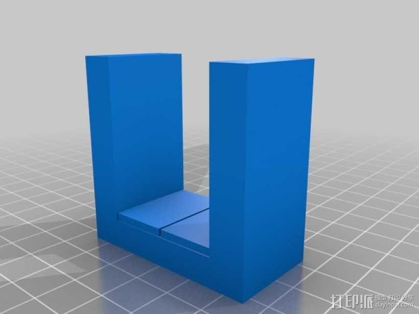 OpenForge平滑走廊瓦片模型 3D模型  图13