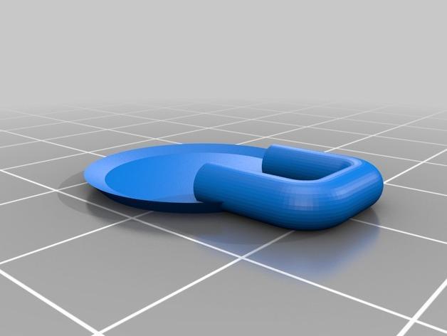 乐高玩偶锣鼓模型 3D模型  图3