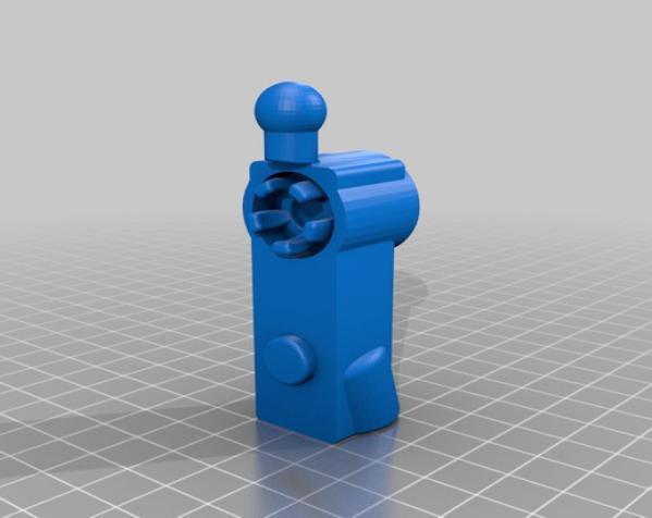 CHE3PO机器人象棋 3D模型  图6