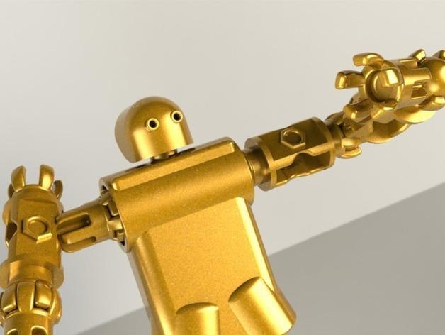 CHE3PO机器人象棋 3D模型  图7