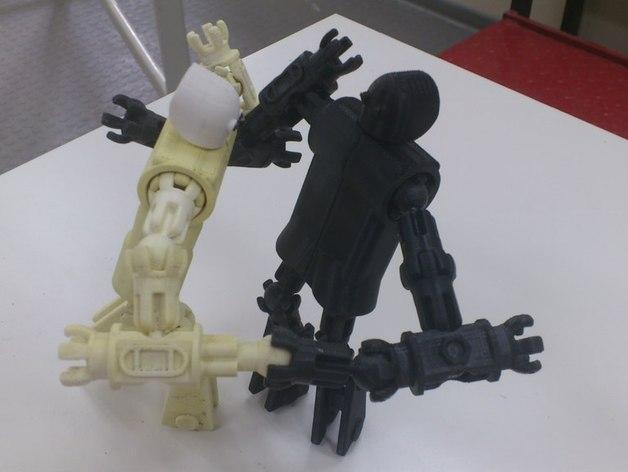 CHE3PO机器人象棋 3D模型  图12