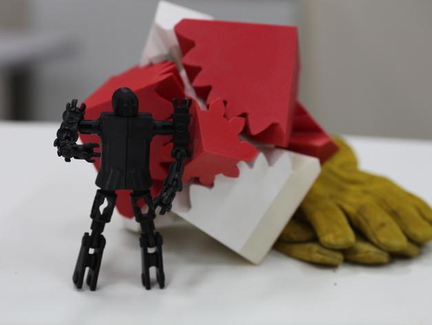 CHE3PO机器人象棋 3D模型  图14