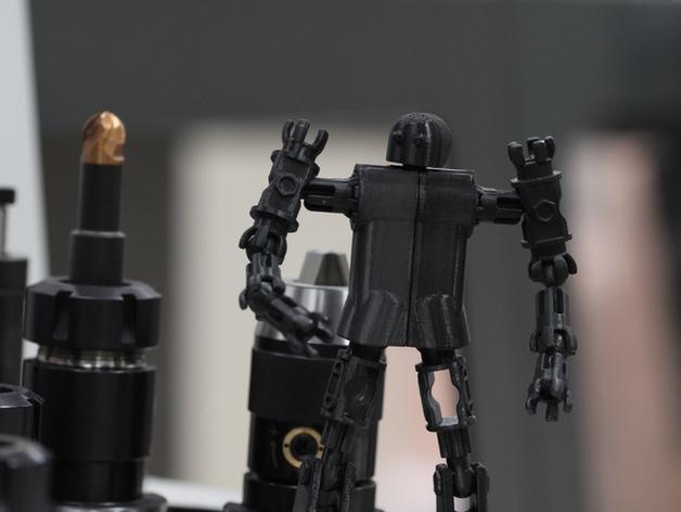 CHE3PO机器人象棋 3D模型  图16