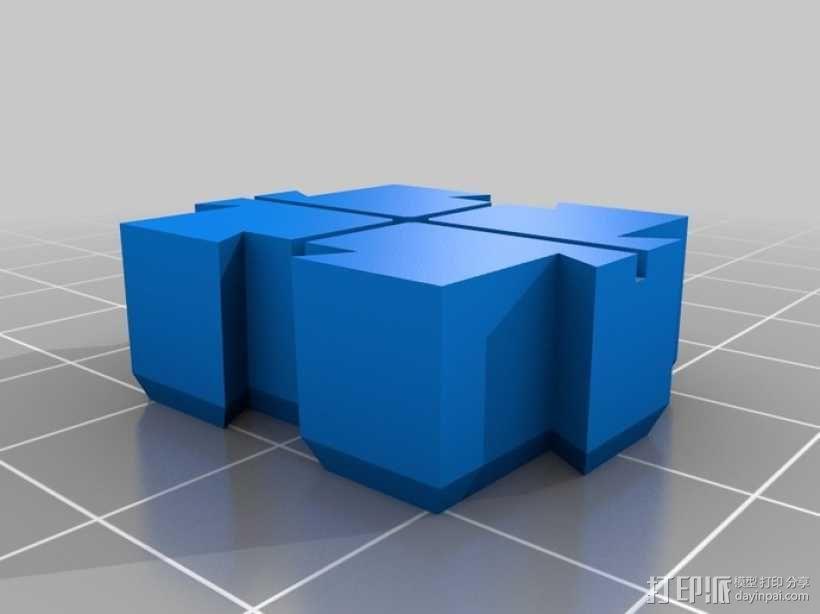 模块化磁力棋盘模型 3D模型  图9