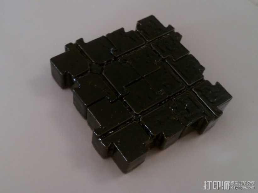 模块化磁力棋盘模型 3D模型  图17