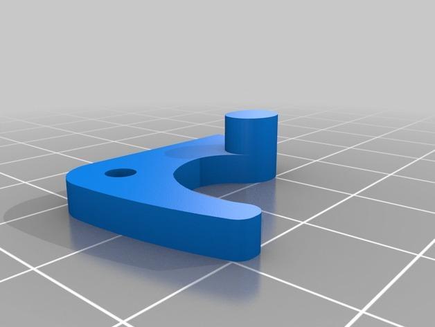 迷你飞镖发射器模型 3D模型  图4