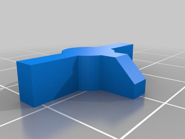 迷你飞镖发射器模型 3D模型  图7