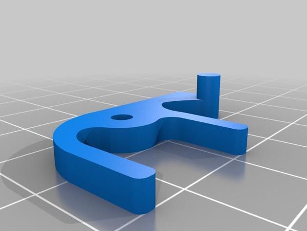 迷你飞镖发射器模型 3D模型  图9