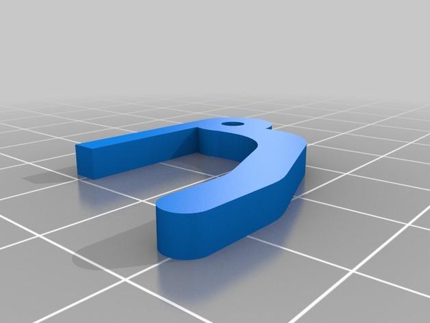 迷你飞镖发射器模型 3D模型  图8