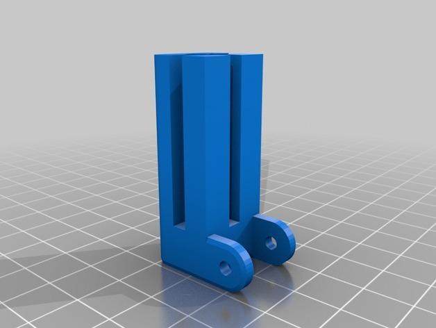 迷你飞镖发射器模型 3D模型  图10