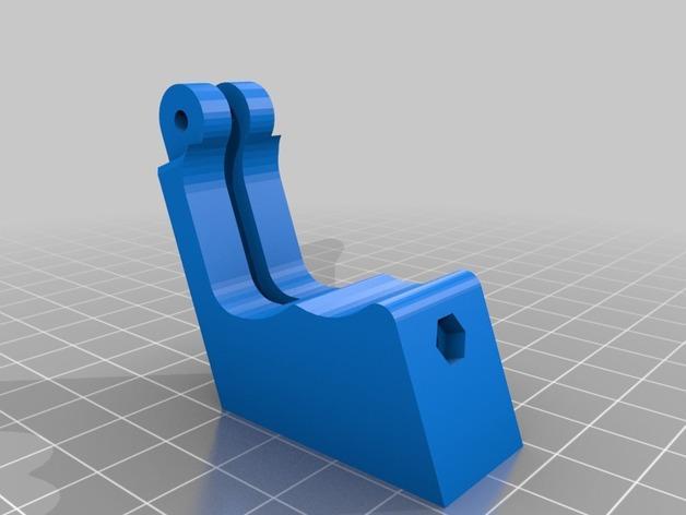 迷你飞镖发射器模型 3D模型  图11