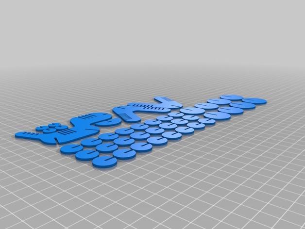迷你小狗椅模型 3D模型  图7