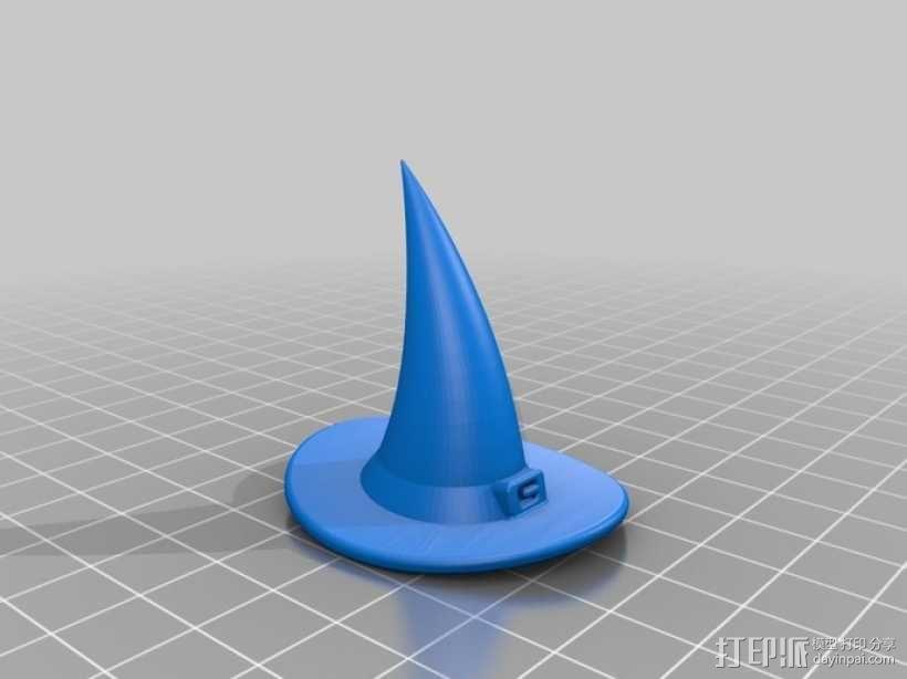 MakerBot巫师模型 3D模型  图2