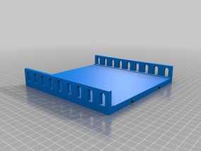 模块化的天桥模型 3D模型