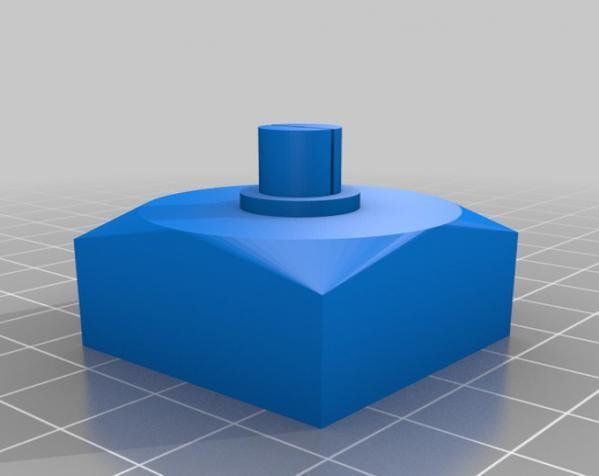 得宝玩具积木方块模型 3D模型  图4