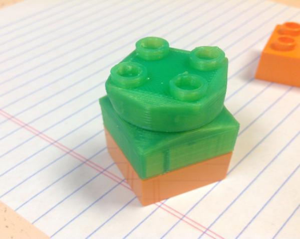 得宝玩具积木方块模型 3D模型  图2