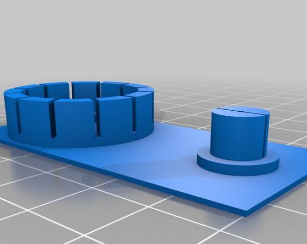 得宝玩具积木方块模型 3D模型  图3