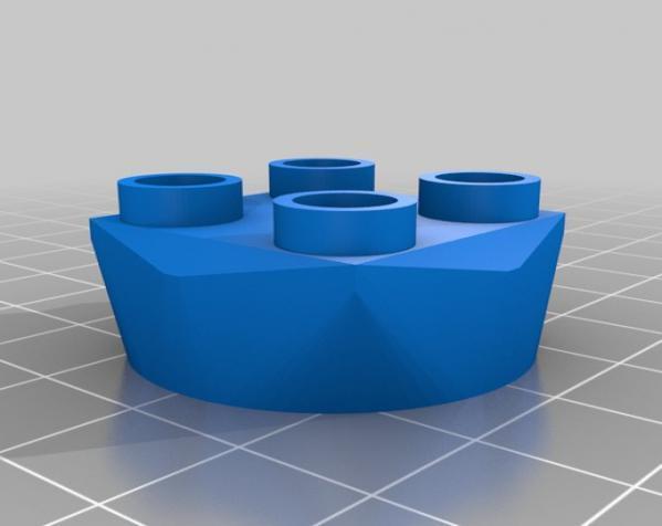得宝玩具积木方块模型 3D模型  图5