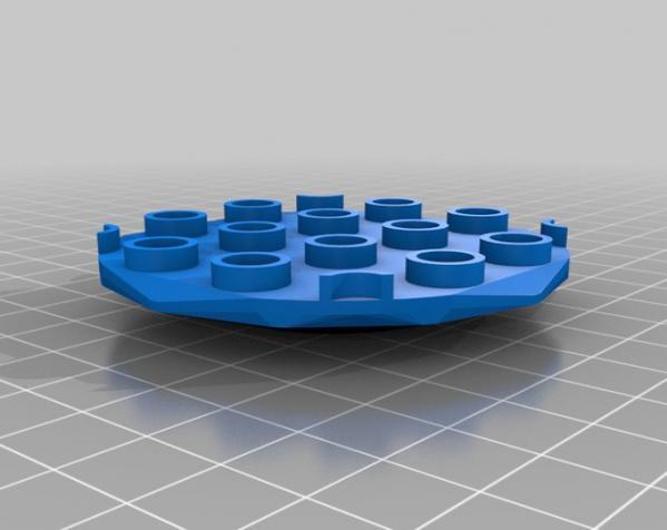 得宝玩具积木方块模型 3D模型  图6