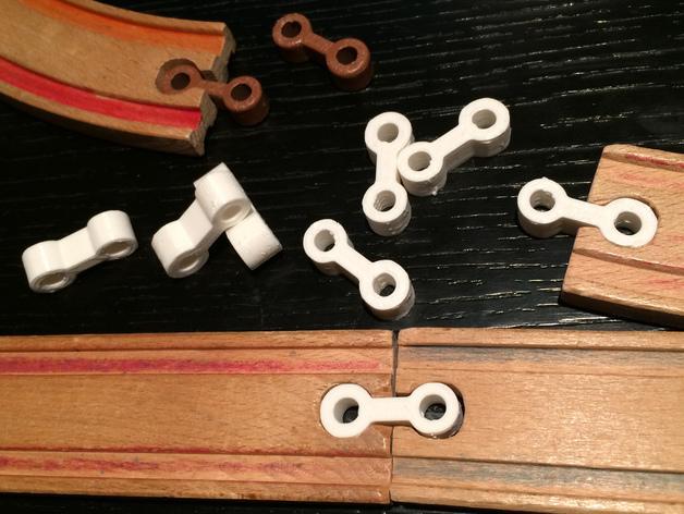 得宝玩具火车连接器模型 3D模型  图6