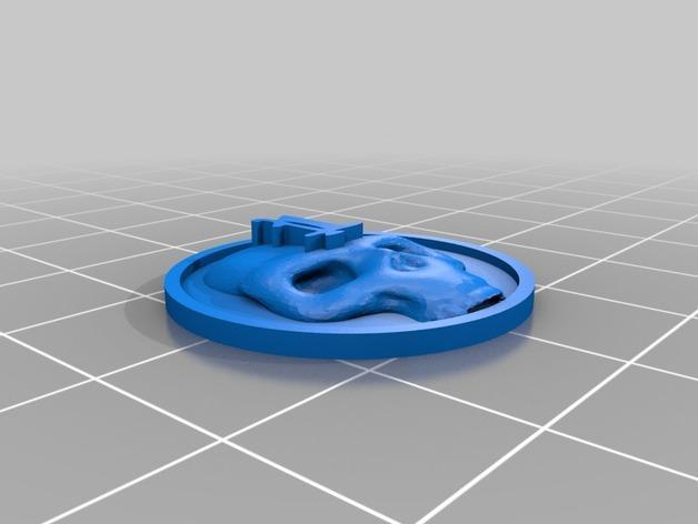 战锤40K:游戏基地 3D模型  图4
