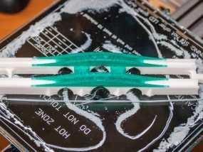玩具火车桥模型 3D模型