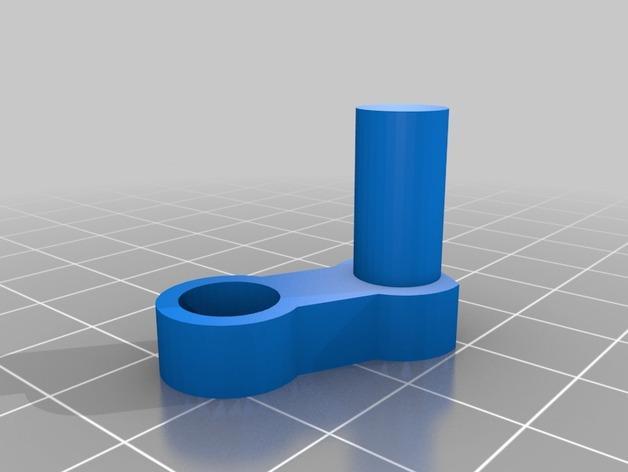 急回运动机构模型 3D模型  图5