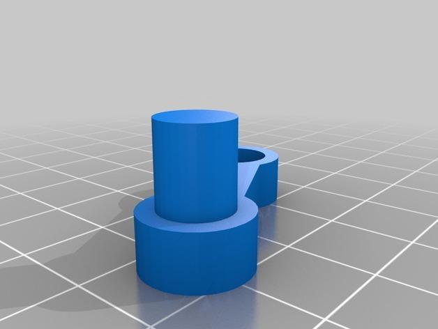 急回运动机构模型 3D模型  图4
