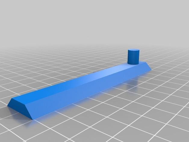 急回运动机构模型 3D模型  图6