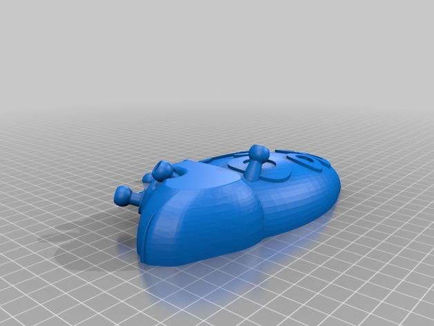Ogo迷你金鱼模型 3D模型  图7